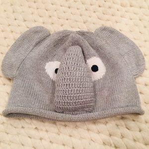 Hanna Anderson elephant hat